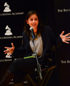 The Philadelphia Chapter of the Recording Academy presents The New Classical Music Business at The Kimmel Center in Philadelphia. PA on Monday November 18, 2013. Photo by Lisa Lake for NARAS.